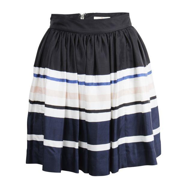 Stripe Cupcake Skirt by KATE SPADE  e05695231