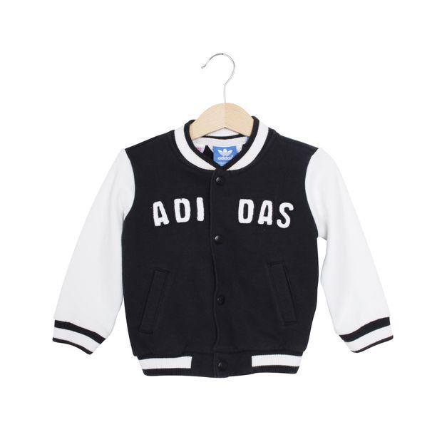 lowest price 82f30 4a2b6 ADIDAS Adidas Kids Baseball Jacket ...