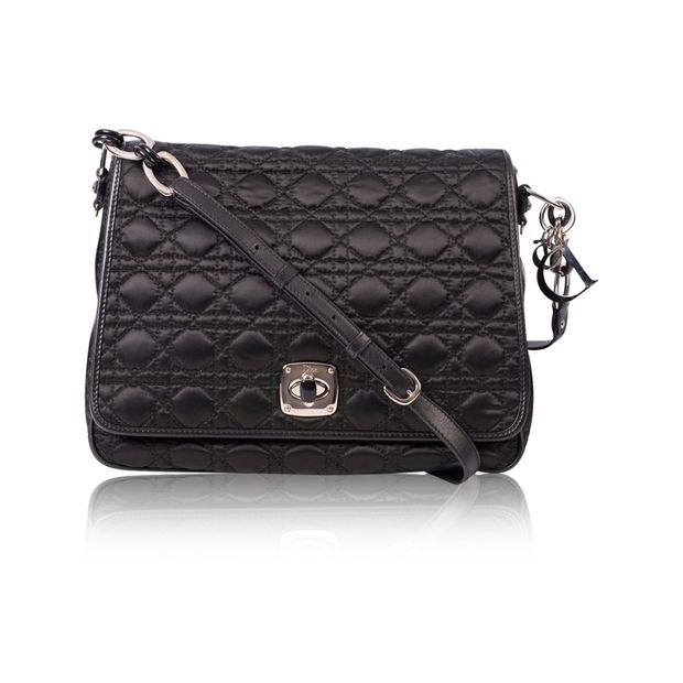 a43638de983 Black Sling bag by DIOR   StyleTribute.com