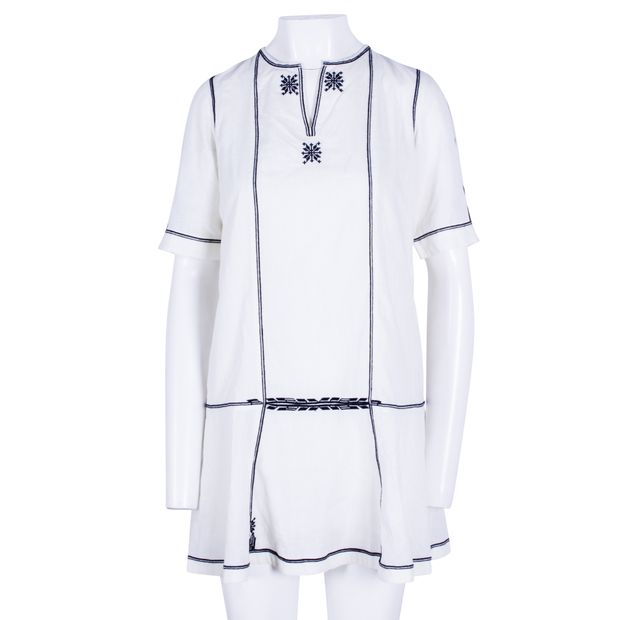 a389a150a5f ISABEL MARANT ETOILE Relly Embroidered Dress 1 thumbnail