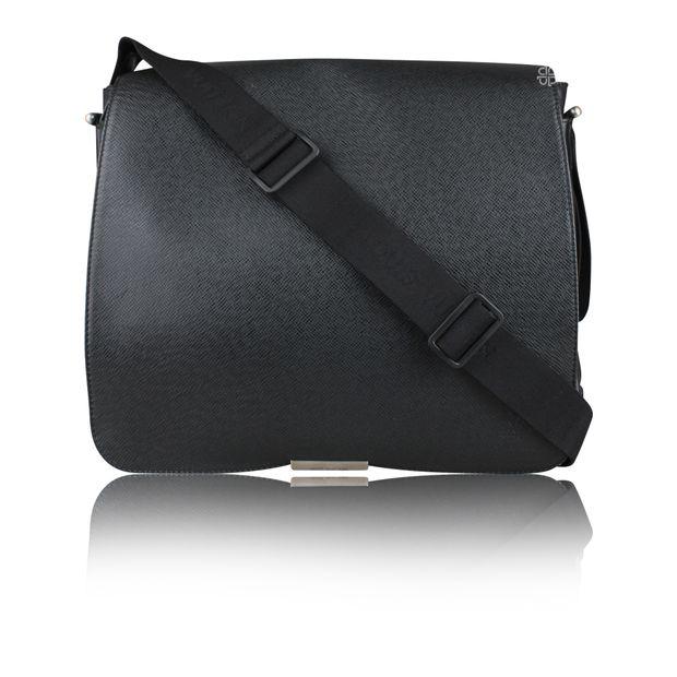 6e7b8a70380 Taiga Leather Viktor Men Messenger Bag by LOUIS VUITTON ...