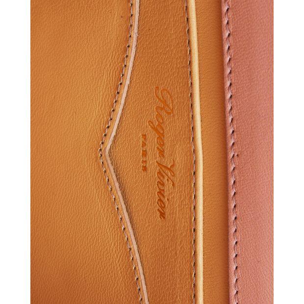 90df6484469 ROGER VIVIER Miss Viv  Carré Small leather shoulder bag 6 thumbnail