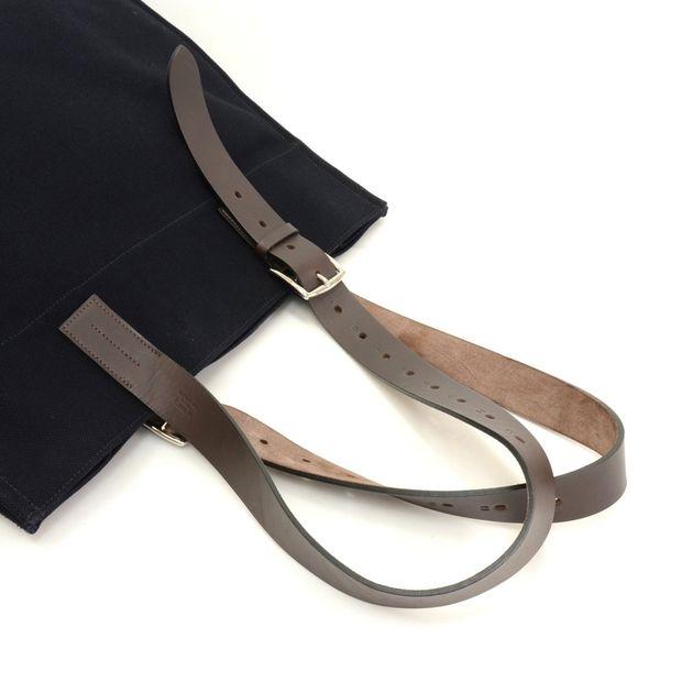 7abeb1d36385 wholesale hermÈs etriviere navy canvas x leather xl tote bag for men 8  thumbnail f97ed 50e02