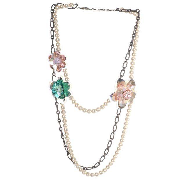 Lanvin Pearl Necklace: Lanvin For H&M Pearl Necklace By LANVIN FOR H&M