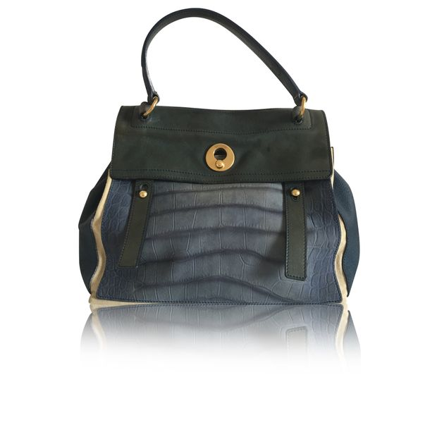f95e5aec45a Muse 2 Shoulder Bag by YVES SAINT LAURENT   StyleTribute.com