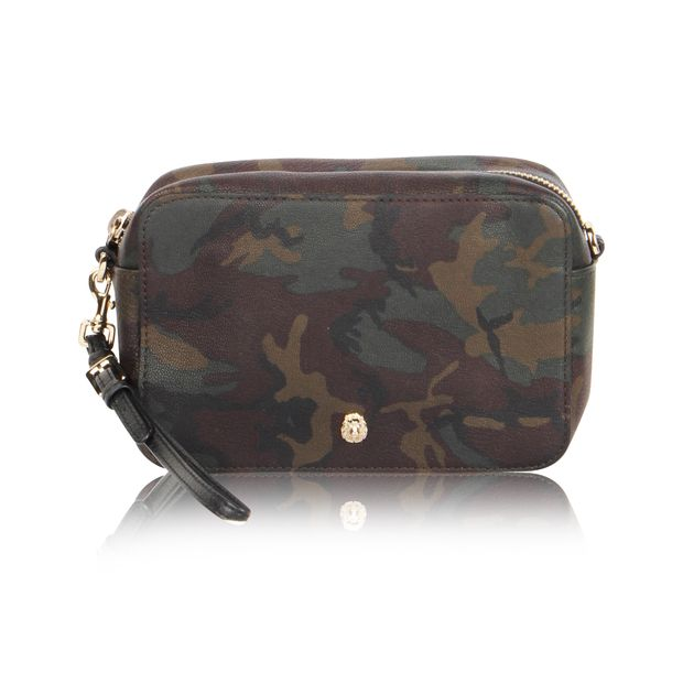 Mulberry + Cara Delevingne Camouflage Pouch by MULBERRY ... 9f6813226c