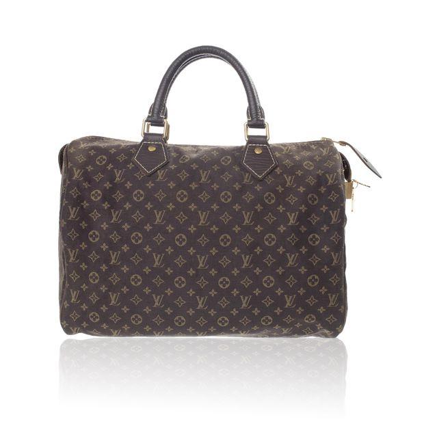 ebene monogram mini lin speedy 30 bag by louis vuitton