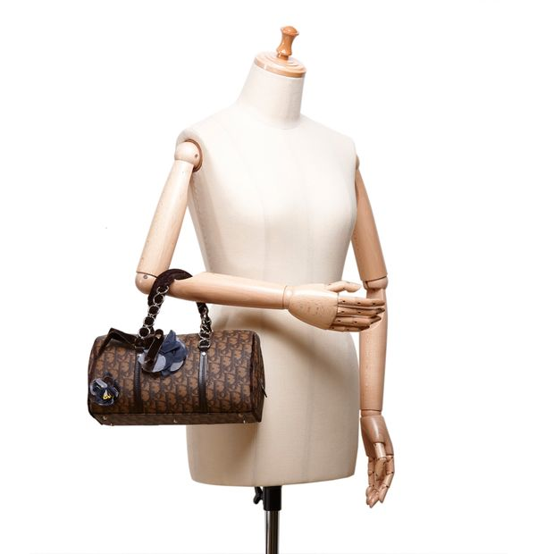 3107250caaa8 DIOR Oblique Romantique Handbag 8 thumbnail