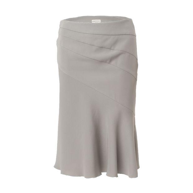 EMPORIO ARMANI Knitted Shuffle Skirt 0 thumbnail bfe85fb6f