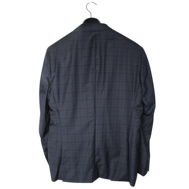 Blue Suit Blue Tie Blue Suit Vest Blue Pants By Boss By