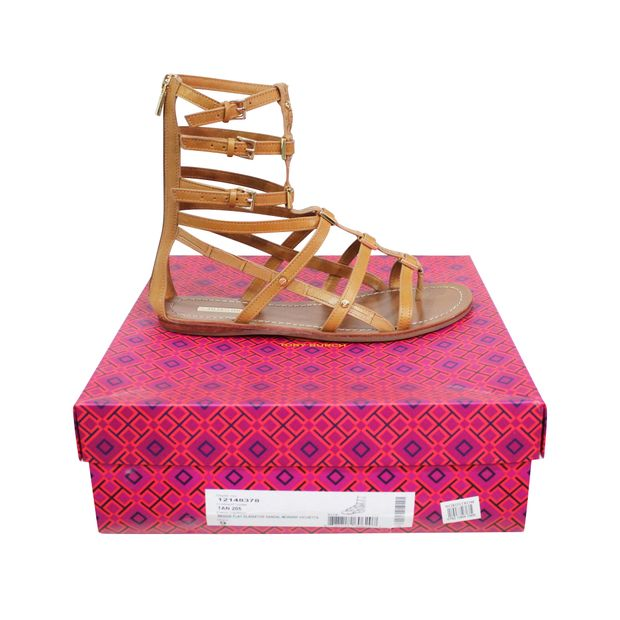 bbb37eeb3e9 Flat Gladiator Sandals by TORY BURCH