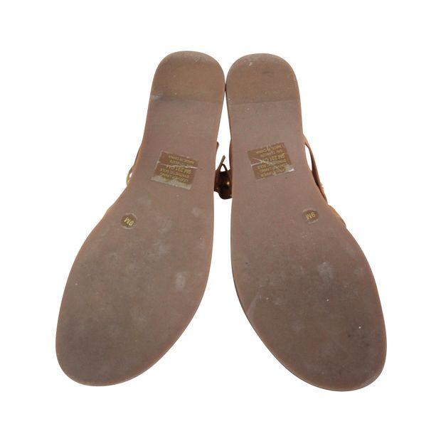 afc7cc01d41 TORY BURCH Flat Gladiator Sandals 4 thumbnail