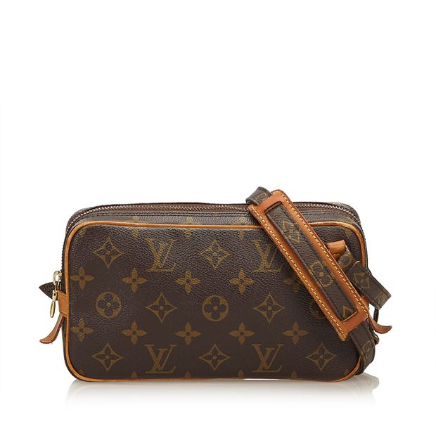 Monogram Marly Bandouliere by LOUIS VUITTON   StyleTribute.com a11599611bd