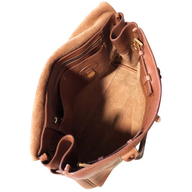 f142a55a33478 Brown Mulberry Bayswater Bag by MULBERRY