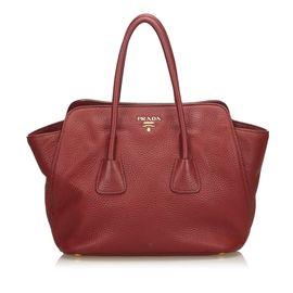 Saffiano Lux Wallet on Chain WOC Sling Bag Clutch Purse by PRADA ... 1d38b56aab