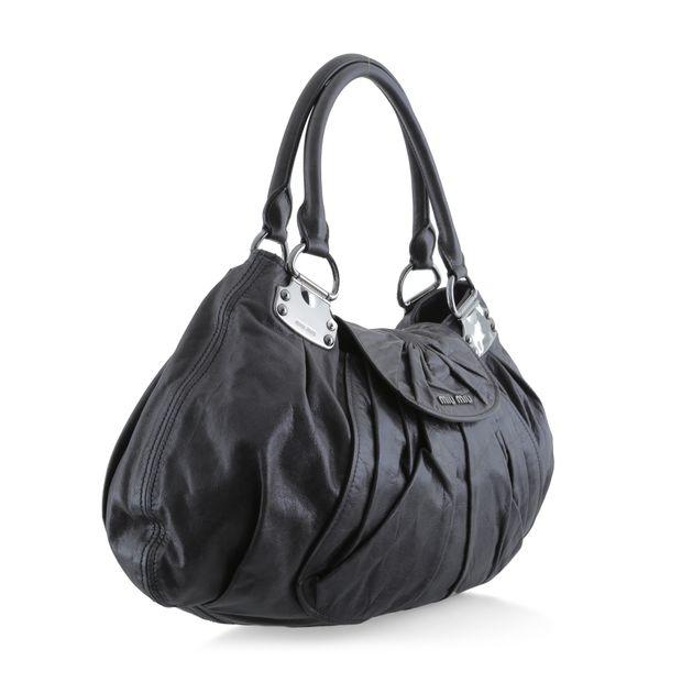 MIU MIU Nappa Antik Shoulder Bag 3 thumbnail 22d4f9e25d248