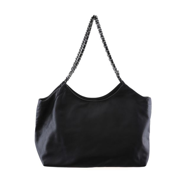 1080fac89b3c ... ireland prada soft calfskin leather chain tote bag 1 thumbnail addc3  794ed
