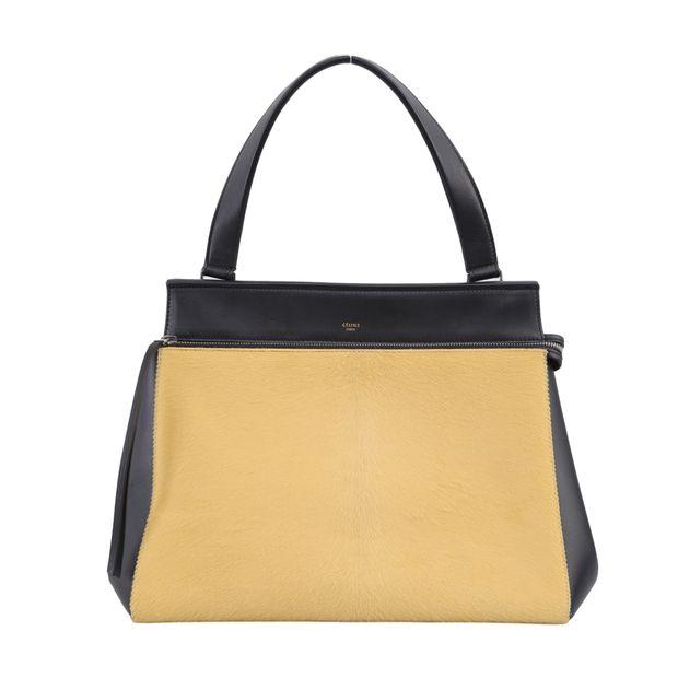 CÉLINE Ponyhair Medium Edge Bags CÉLINE Ponyhair Medium Edge Bags zoomed 585f480bef707