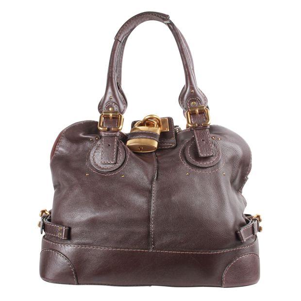 ChloÉ Paddington Bag In Brown