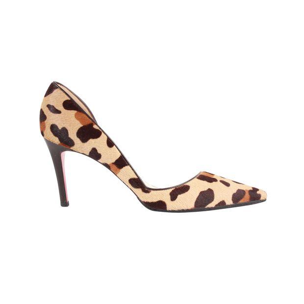 louboutin leopard