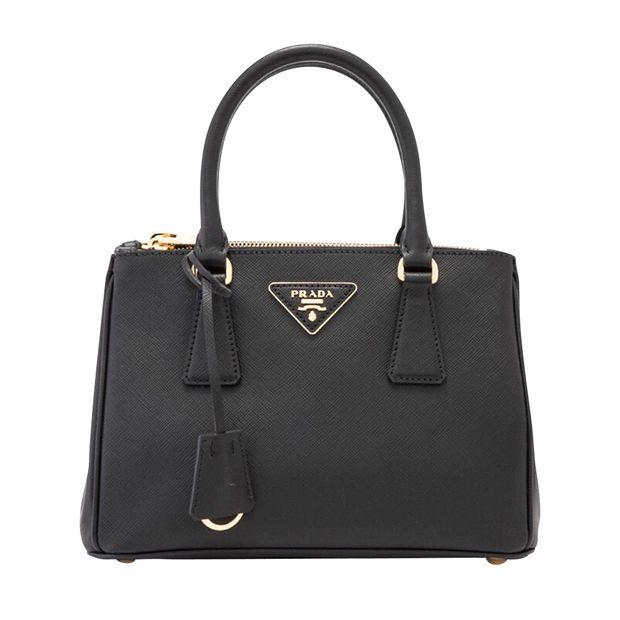 75561c64d1d Saffiano Lux Galleria Shopping Bag by PRADA   StyleTribute.com