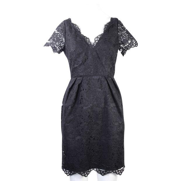 Black Lace Dress By Stella Mccartney Styletribute