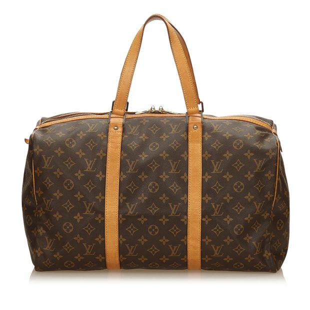 256bfd858432 Monogram Sac Souple 45 by LOUIS VUITTON   StyleTribute.com