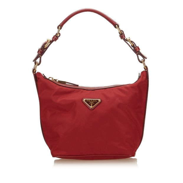 a2d3efc85264 Nylon Shoulder Bag by PRADA