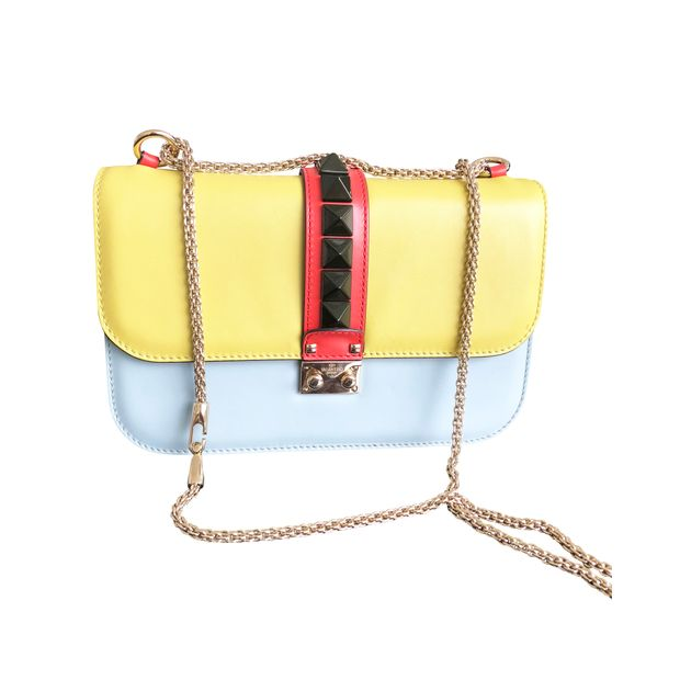 Valentino Lock Bag Multicolor