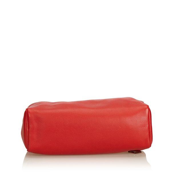 PRADA Vitello Daino Shoulder Bag 3 thumbnail 9bb80edcb93a6