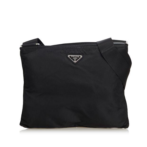 d098bed107 Nylon Crossbody Bag by PRADA
