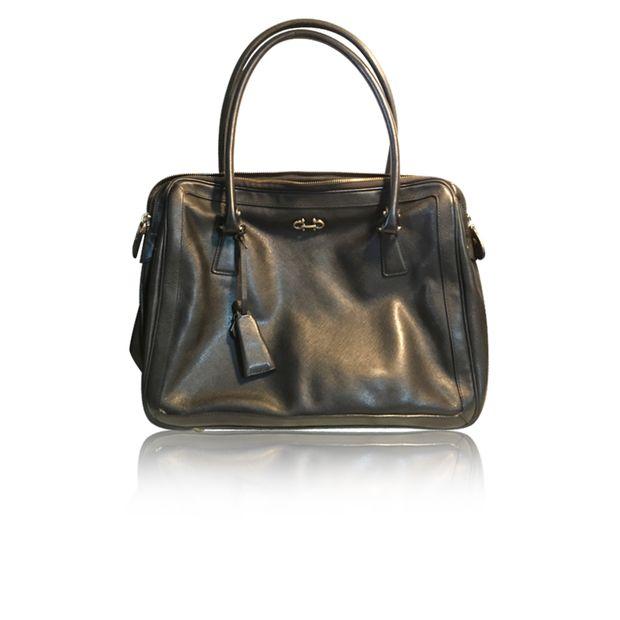 b6c492a34ebe Authentic Salvatore Ferragamo Handbag by SALVATORE FERRAGAMO ...