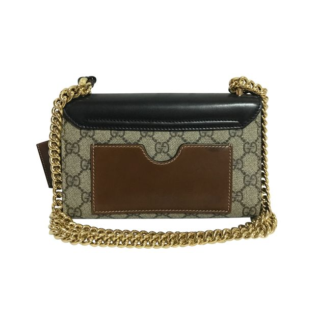 4f0dca0bf670 Padlock Small GG Shoulder bag by GUCCI | StyleTribute.com