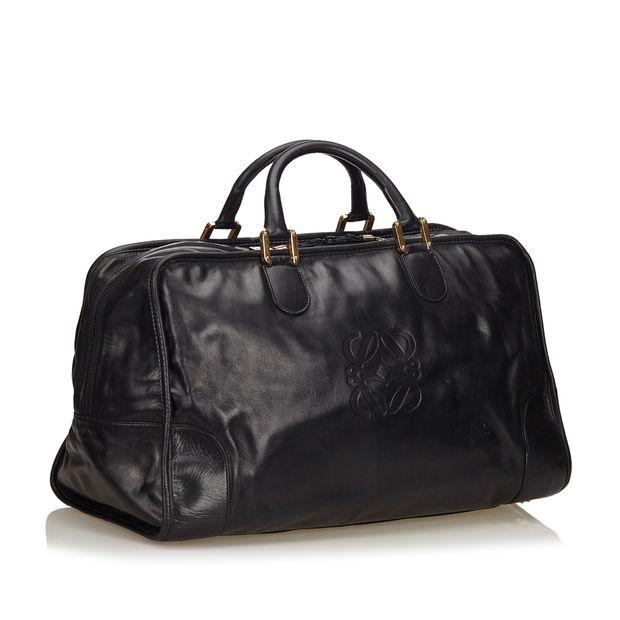 LOEWE Leather Duffle bag 1 thumbnail 7ea651c6a3eb3