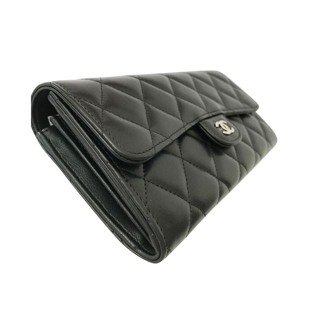 d19ac644bac15d Classic Flap Wallet by CHANEL | StyleTribute.com