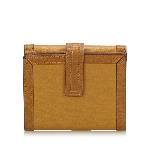59bc4c861c2 GUCCI Leather Wallet 2 thumbnail