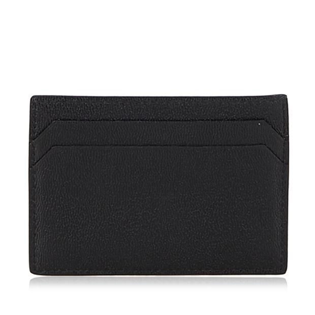 331f7c4c3de GUCCI Leather Card Holder 2 thumbnail