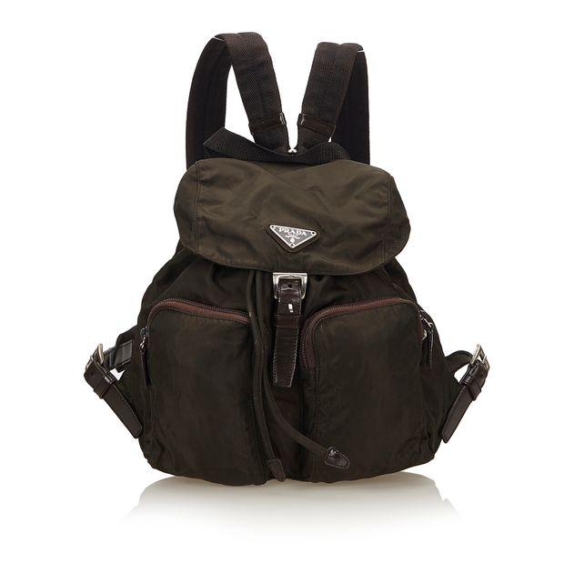 fd1efa97efb4 Nylon Backpack by PRADA