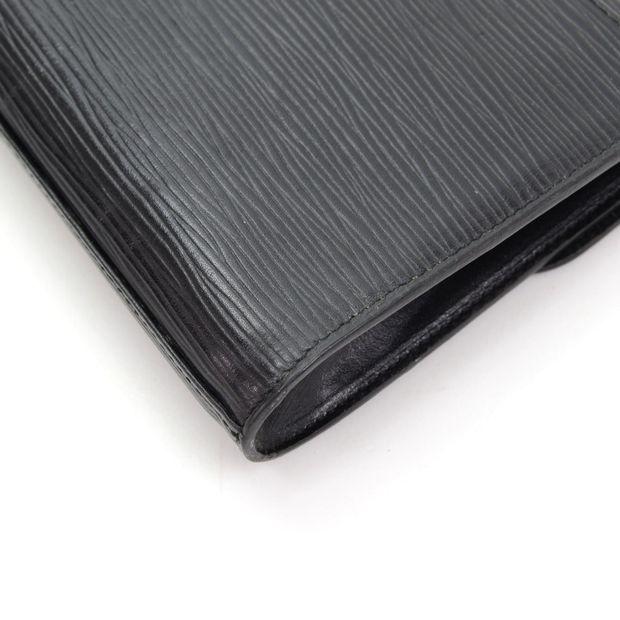 3cce0a9c2d31 Art Deco PM Black Epi Leather Clutch Pouch Bag by LOUIS VUITTON ...