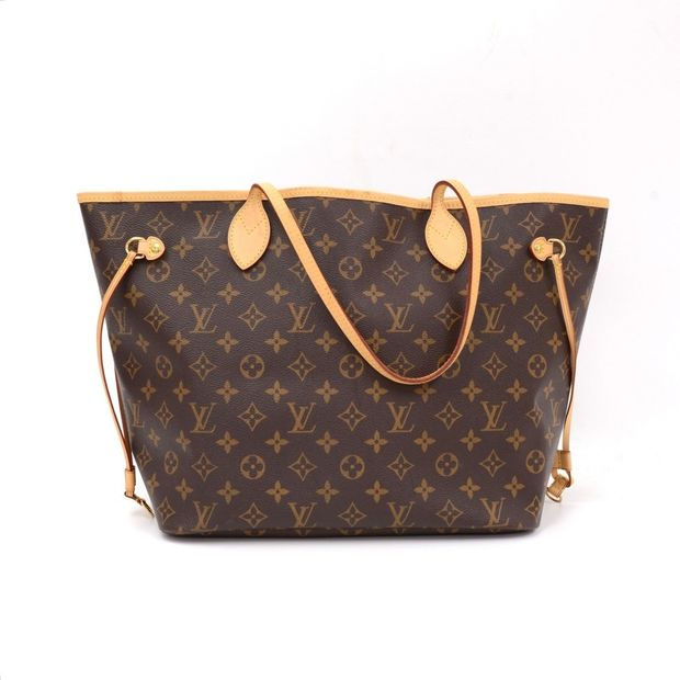 Neverfull MM Monogram Canvas Shoulder Tote Bag by LOUIS VUITTON ... 931004d4be091