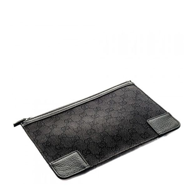 e126e025f15e GG Zip Flat Pouch by GUCCI | StyleTribute.com