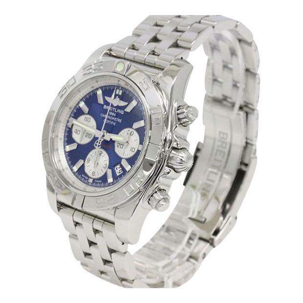 Grey Stainless Steel Bentley 6.75 Men's Wristwatch 49MM By