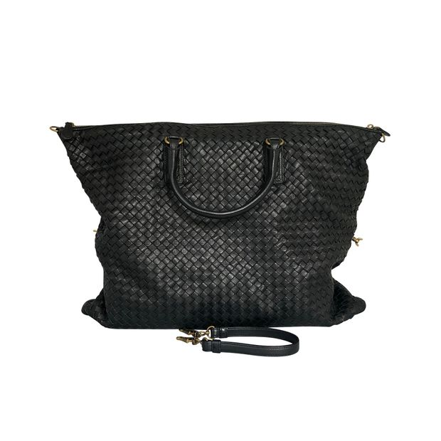 10c016a0d9 Intrecciato Nappa Convertible Bag by BOTTEGA VENETA