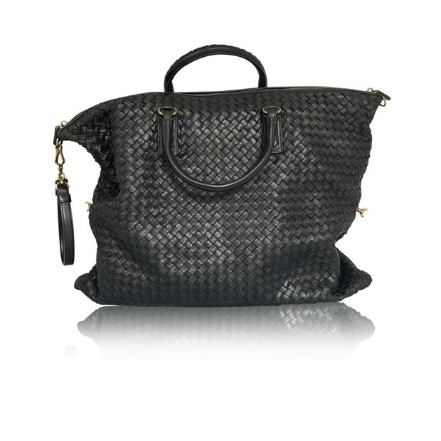 f09c4aadb9 BOTTEGA VENETA Intrecciato Nappa Convertible Bag 1 thumbnail