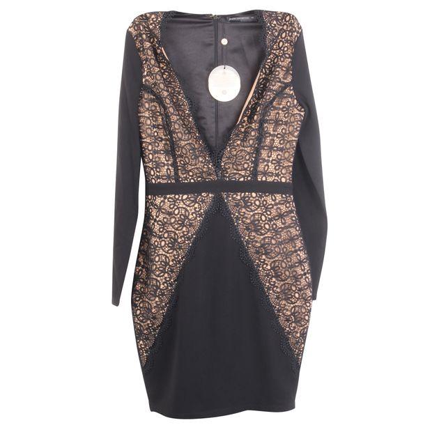 c8d2359b69d Black Lace Dress