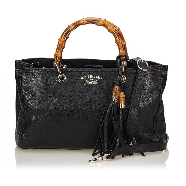 ae7531962501 Medium Bamboo Shopper Tote by GUCCI | StyleTribute.com