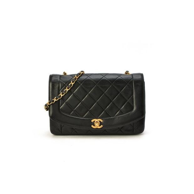 eea2aee9b093 Chanel Vintage Classic Flap by CHANEL | StyleTribute.com