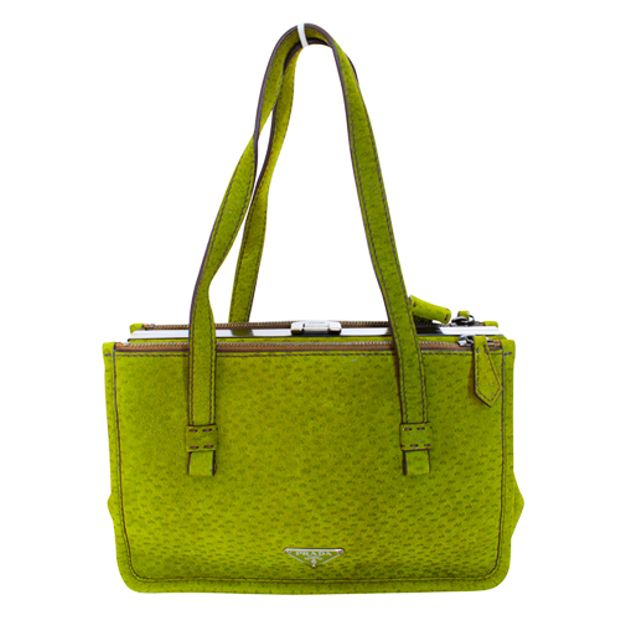 ed7ea344306c Limited Edition Prada Tote by PRADA | StyleTribute.com