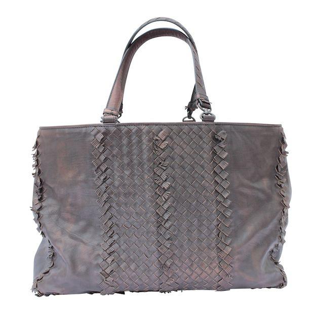 A Intrecciato Leather Cabat by BOTTEGA VENETA  65a171639e7bd