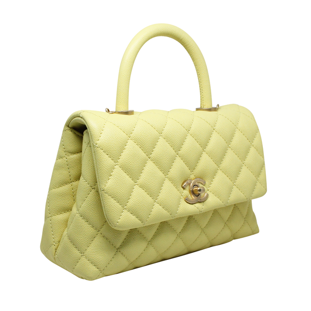 f86b761b32f5 Coco Handles Mini with Detachable Strap by CHANEL | StyleTribute.com